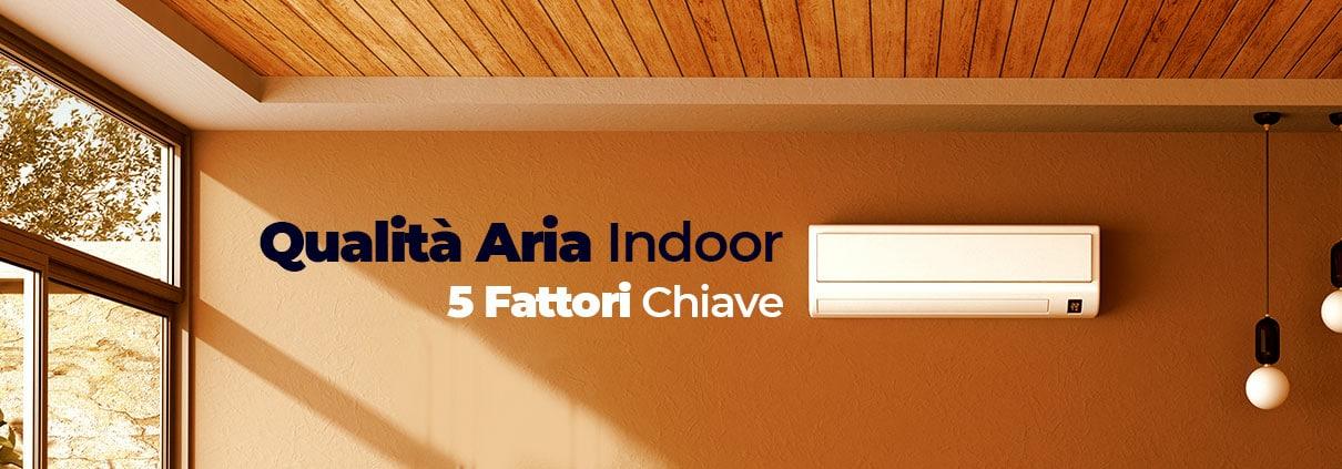 qualità aria indoor