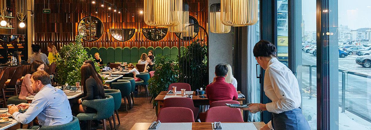 sanificazione ristoranti